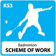 Badminton Scheme of Work (KS3)