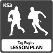 Tag Rugby Lesson Plans (KS3)