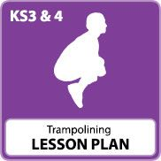 Trampolining Lesson Plans (KS3 & KS4)