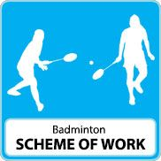 Badminton Scheme of Work