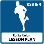 Rugby Union Lesson Plans (KS3 & KS4) (All lessons)