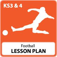 Football Lesson Plans (KS3 & KS4) (All lessons)