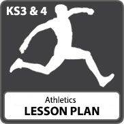 Athletics Lesson Plans (KS3 & KS4) (All lessons)