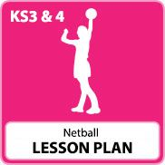 Netball Lesson Plans (KS3 & KS4) (All lessons)