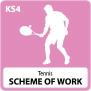 Tennis Scheme of Work (KS4)