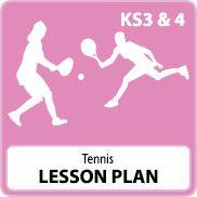 Tennis Lesson Plans (KS3 & KS4) (All lessons)