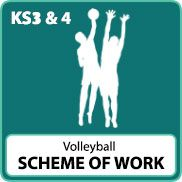 Volleyball Scheme of Work (KS3 and KS4)