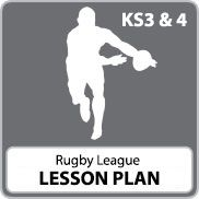 Rugby League Lesson Plans (KS3 & KS4) (All lessons)