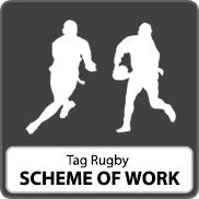 Tag Rugby Scheme of Work (KS3)