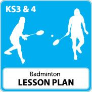 Badminton Lesson Plans (KS3 & KS4) (All lessons)